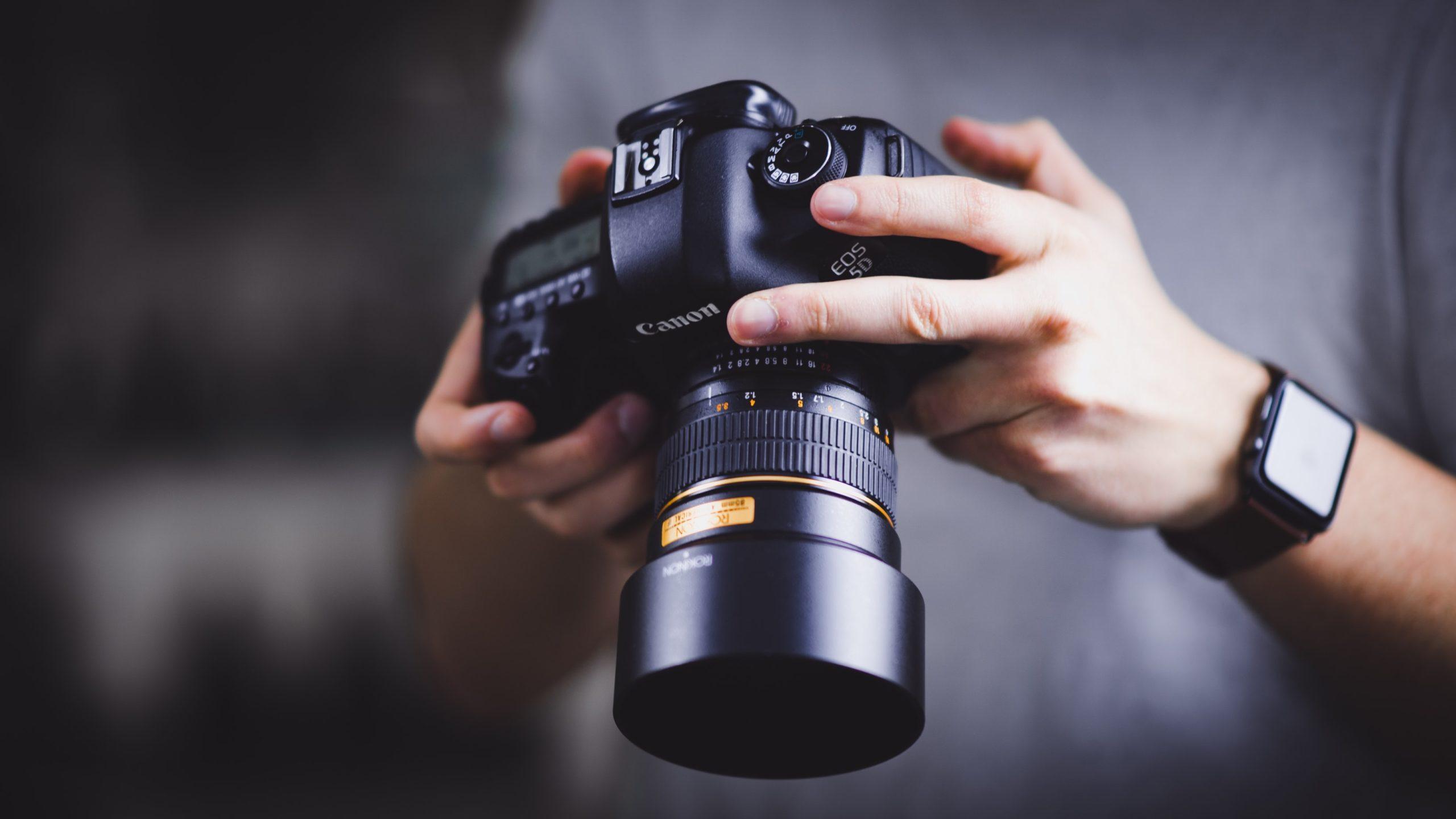 Ein Symbolbild zur Vorbereitung auf ein Fotoshooting
